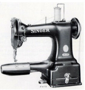 Wanted Singer 47w70 Darning Machine