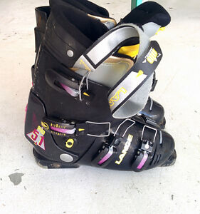 Rossignol 7SK skis 200 mm, with boots, poles, binding  etc