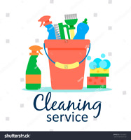 QUALITY CLEANING SERVICES PROVIDED! ONETIME or ONGOING!