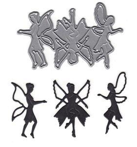 Signature Dies by Joanna Sheen - Mini Fairies SD173