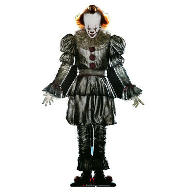 Life Size Standups (IT CHAPTER 2 - PENNYWISE - LIFE SIZE STANDUP/CUTOUT BRAND NEW)