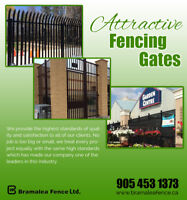 Service of Best Swing Gates in Brampton
