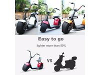 Electric Harley Type Scooters For Sale
