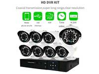 CCTV 4ch KIT plus 1TB HDD