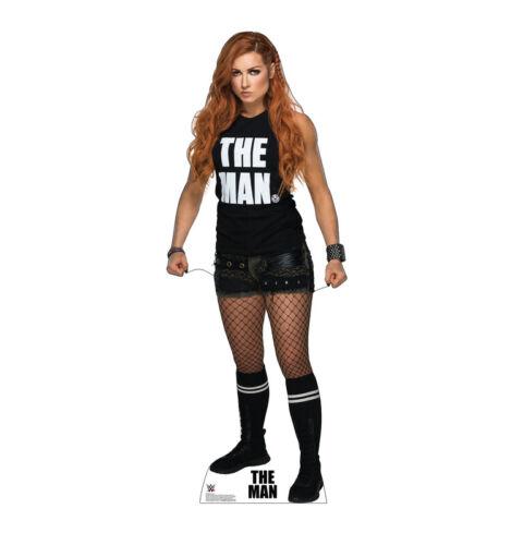 BECKY LYNCH - WWE WRESTLING - LIFE SIZE STANDUP/CUTOUT BRAND NEW - 2961