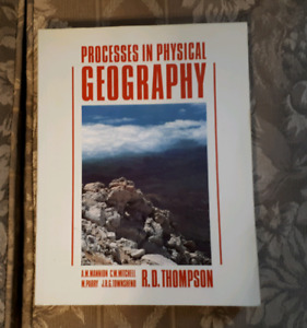 Processes in Physical Geography