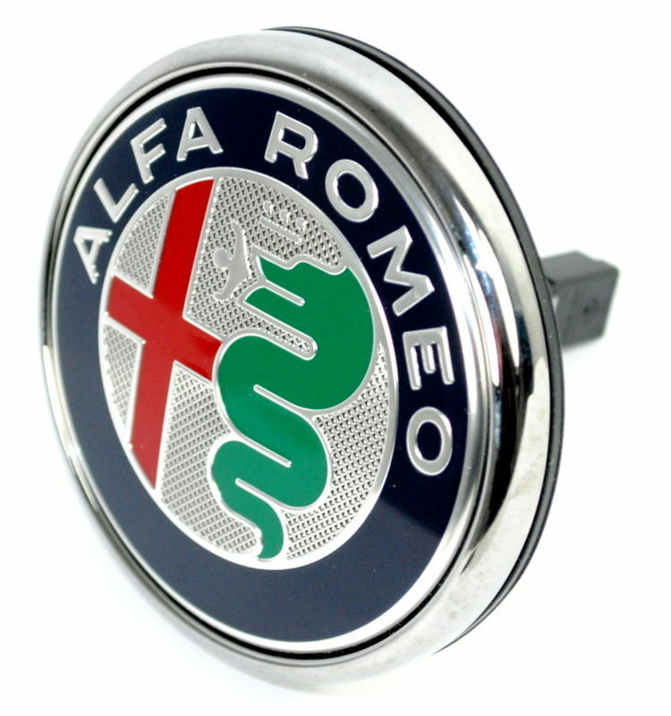 Alfa Romeo Logo arri/ère d/'origine /«/Mito//»