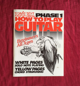 Ernie Ball How To Play Guitar Phase 1