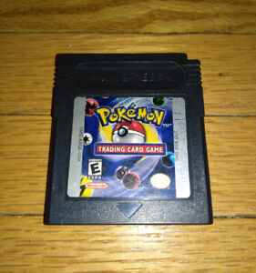 Nintendo game boy game