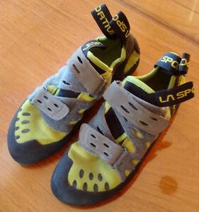 La Sportiva rock climbing shoes USA 5.5, UK 4.5 EUR 37.5