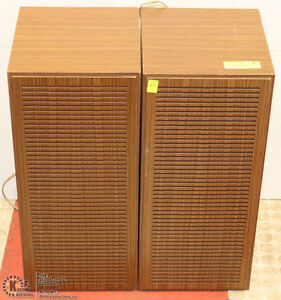 2 TELEFUNKIN HIFI SPEAKERS