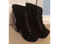 Jeffrey Campbell - Lita boots