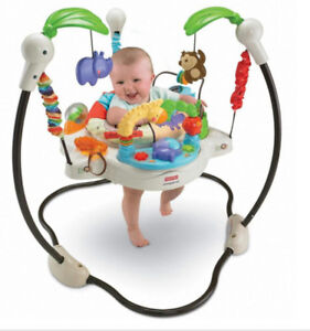 Fisher Price Jumperoo @$75..Brand new condition