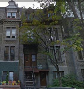 4 Bedroom Summer Sublet 2400$ in McGill Ghetto