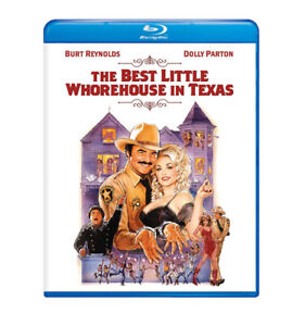 The Best Little Whorehouse In Texas (Blu-Ray) ~ AS NEW ~ $5.00
