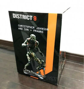 Figurine District 9 - Christopher and Son - Prawn
