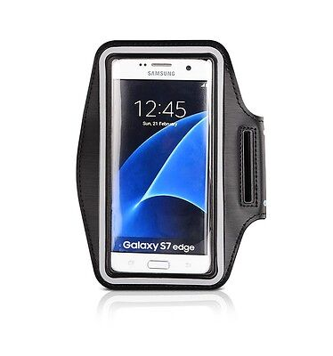 CoverKingz Samsung Galaxy S7 Edge Sportarmband Fitness Jogging-Armband Running