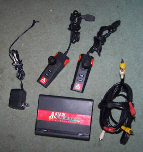 Atari Flashback Mini 7800 game system