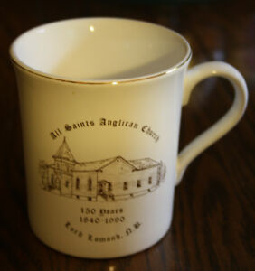 All Saints Anglican Church of Loch Lomond NB Commemorative Cup