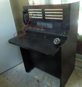 Antique Switchboard...