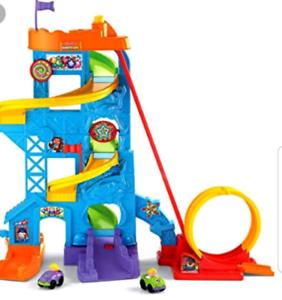 Fisher Price Loops n Swoops Amusement Park