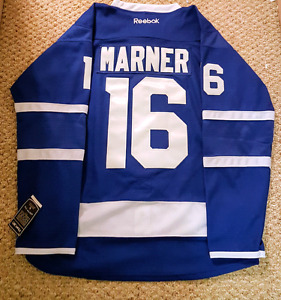 New Toronto Maple Leafs Mitch Marner#16 NHL Hockey Jersey large