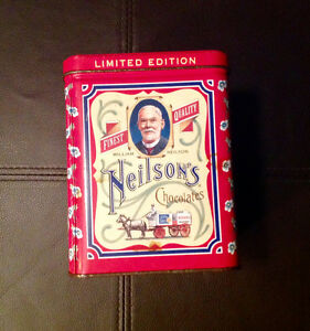 Neilson's Limited Edition VIntage Tin
