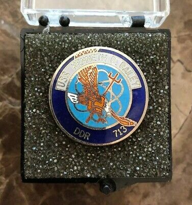 USS Stickell DD-888 DDR LAPEL HAT PIN UP MADE IN US NAVY DESTROYER VETERAN WOW