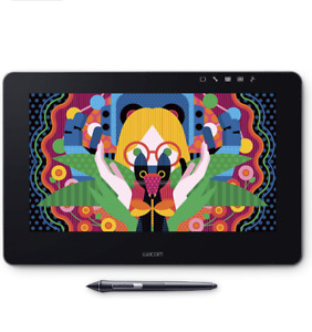 Wacom cintiq pro DTH 1320 gift a pen plus and cover for the tabl