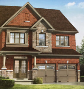 Detached 4 bedroom Brand new house for lease Brampton