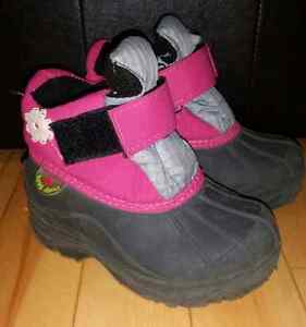 Baby Chou Boots Size 7