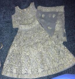 Choli suit