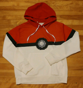 "Size M ""New"" Pullover Pokemon Hoodie"