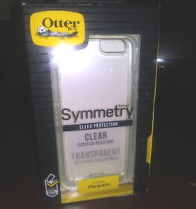 Transparent Otterbox Case for iPhone 6/6s