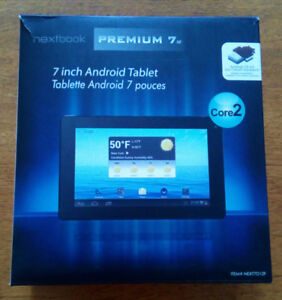 "Nextbook  NEXT7D12F Premium 7"" Android Tablet"