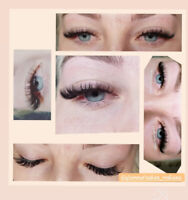 october promotion,pose de cils,lash lift,eyelash extension