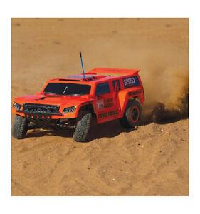 Traxxas Robby Gordon Edition Dakar Slash 1/10, New in the Box
