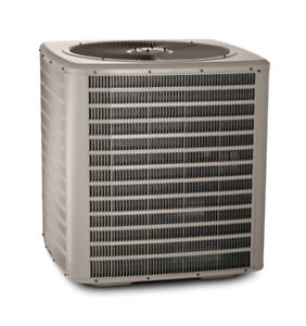 CENTRAL AIR CONDITIONER and EVAPORATOR COIL