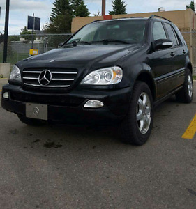 2003 Mercedes Ml500 AWD New Tires Reduced