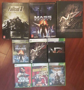 Various Xbox 360 & Xbox One Games