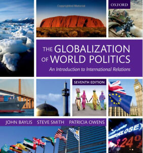 The Globalization of World Politics - 7th Edition