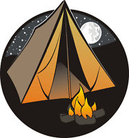 We are looking for a place to camp,land, backyard, orchard, ..$