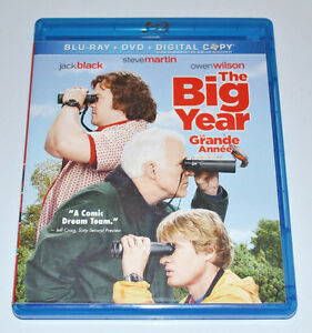 The Big Year - Blu Ray & DVD