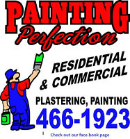 Painting Perfection   Plastering/painting