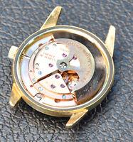 Vintage Omega Seamaster Automatic men's Watch 18K 20J GOLD