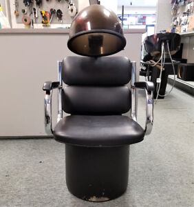 Belvedere Salon Hair Dryer Chair
