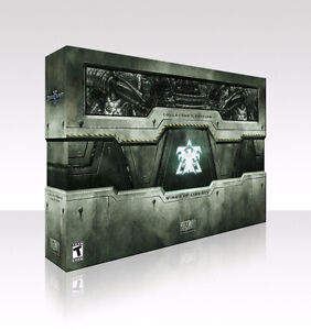 Starcraft 2 Wings of Liberty Collector Edition