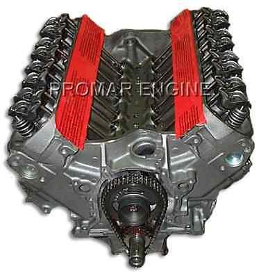 Reman 81 01 Ford 5 0 302 Car   Truck Long Block Engine