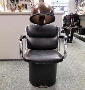 Belvedere Salon Hair Dryer Chair