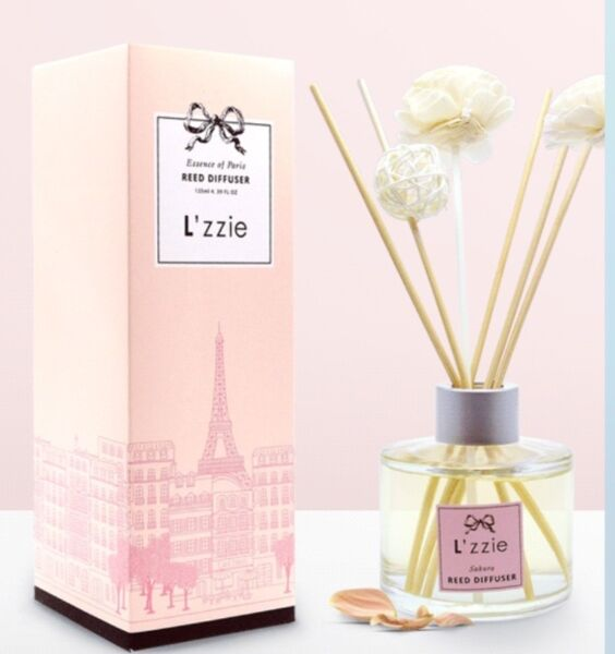 L'zzie reed diffuser